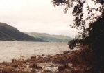 Loch Earn - trout fishing - permits available locally.