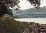 Loch Earn - accessible trout fishing on this seven mile long loch.