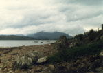 Loch Ewe - Salmon and sea trout fishing, Wester Ross - ruined by salmon farming.