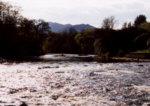 River Earn - Comrie - Salmon and sea trout fishing near the confluence with the Ruchill.