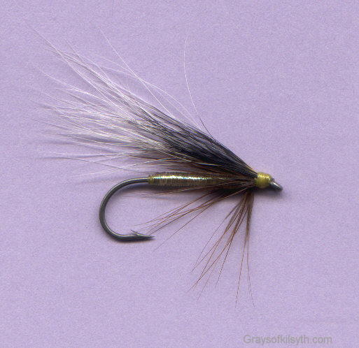 Ginger Pearl - Sea trout fly