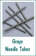 Grays Needle Tubes