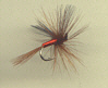 Trout Fly - Sherry Spinner