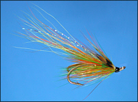 Flamethrowers - Salmon Fly Doubles
