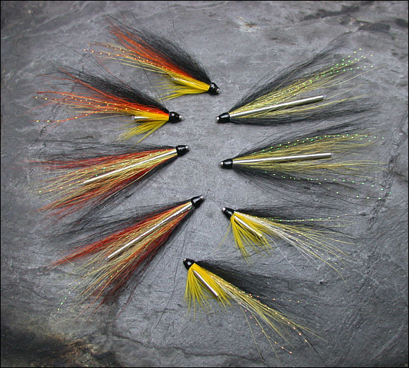 Gray's Needle Tube Flies