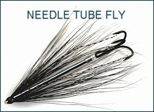 Grays Needle Tube Flies
