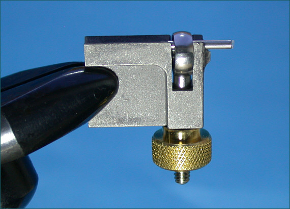 HMH Tube Fly Tool holding 10mm needle tube