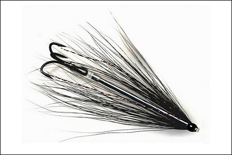 By Arc Fishing Flies UK Trout Fishing Flies BLACK F//BACKS X 6 Trout Flies