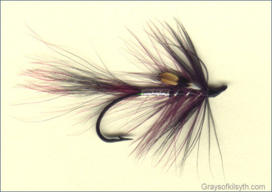 The Magus - Salmon fly
