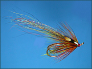 Willie Gunn Flamethrower salmon fly