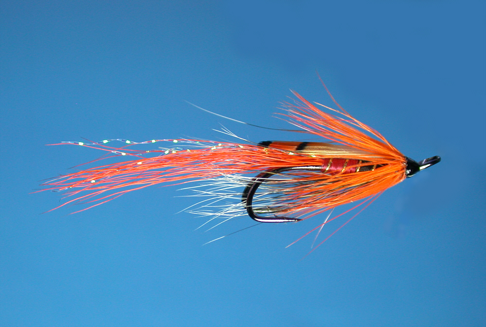 Modern Salmon Flies