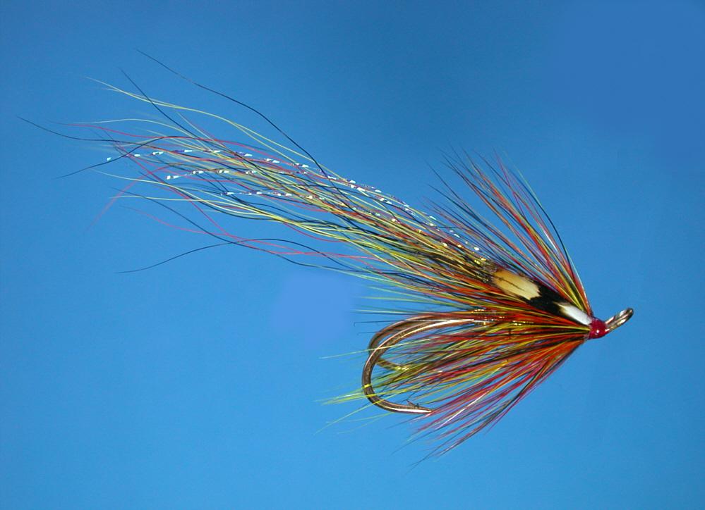 Foyle trout salmon flies irish lough flies brown for Salon fly