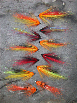 Scottish Shrimp Tube Flies