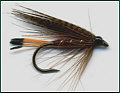 Mallard and Claret Sea Trout Fly