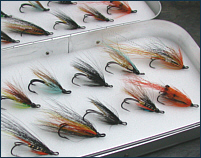 Traditional Scottish Salmon Flies