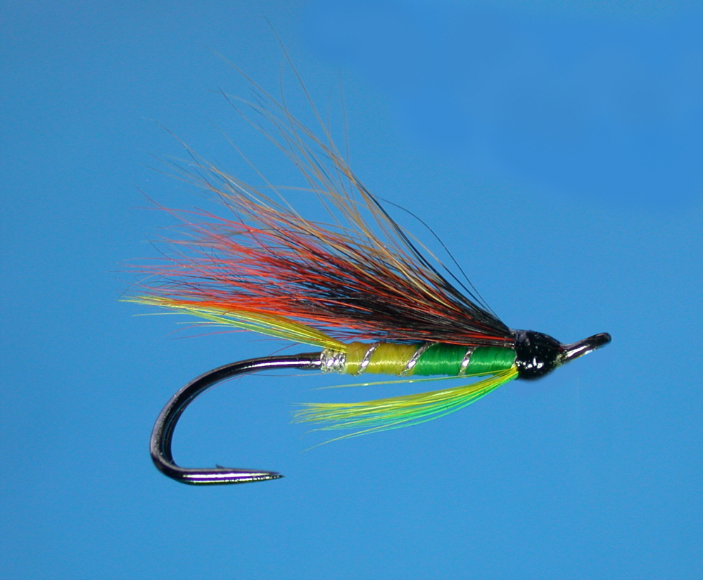 Trout and salmon flies by grays of kilsyth fly tying for Salon fly
